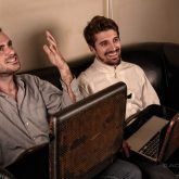 Stjepan and Luka (2 Cellos) relaxing moments